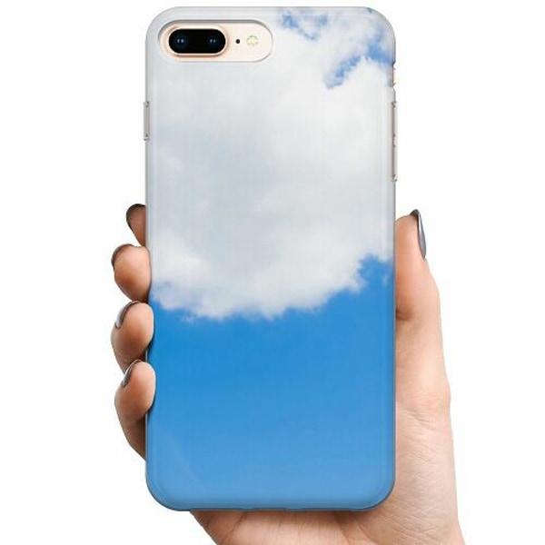 Apple iPhone 8 Plus TPU Mobilskal Cloud Is Named Louis