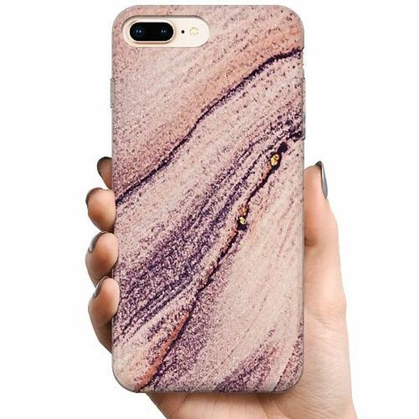 Apple iPhone 8 Plus TPU Mobilskal Comet Breaks
