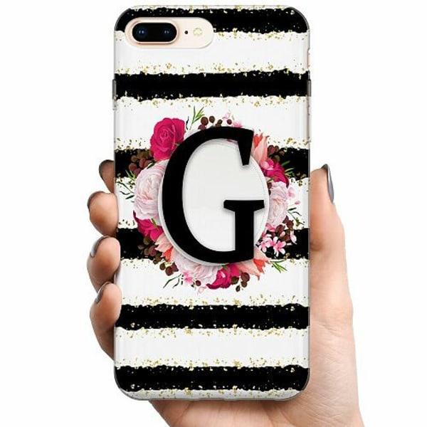 Apple iPhone 8 Plus TPU Mobilskal G