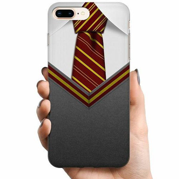 Apple iPhone 8 Plus TPU Mobilskal Harry Potter