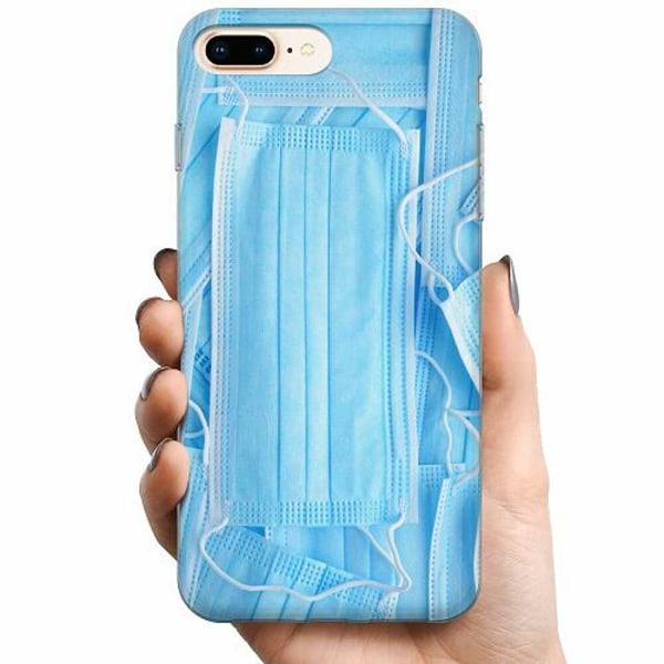 Apple iPhone 8 Plus TPU Mobilskal Keep 'Em Comin'