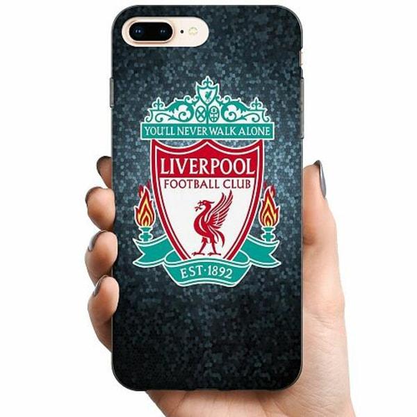 Apple iPhone 8 Plus TPU Mobilskal Liverpool
