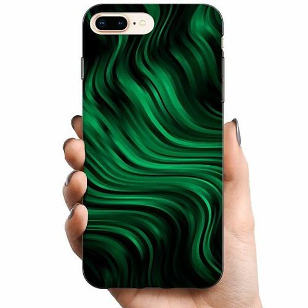 Apple iPhone 8 Plus TPU Mobilskal Marmor