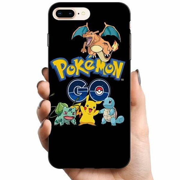Apple iPhone 8 Plus TPU Mobilskal Pokemon