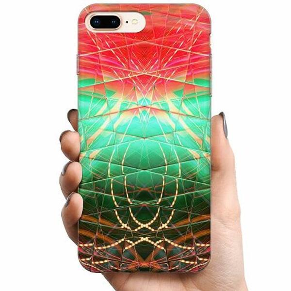 Apple iPhone 8 Plus TPU Mobilskal Pro-visions