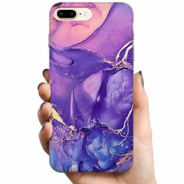 Apple iPhone 8 Plus TPU Mobilskal Profound Sincerity