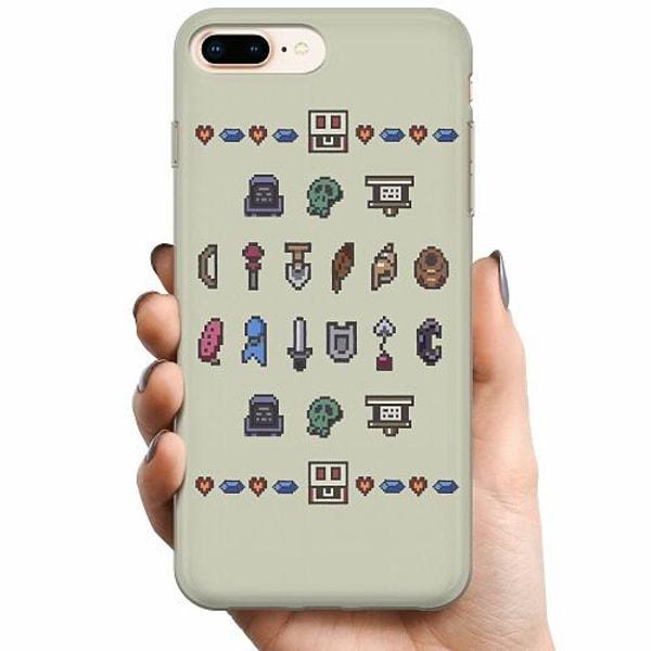 Apple iPhone 8 Plus TPU Mobilskal Zelda