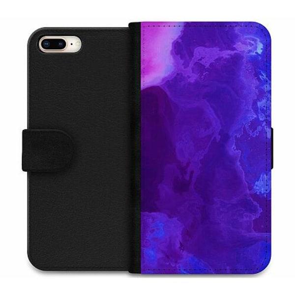 Apple iPhone 8 Plus Wallet Case Pattern