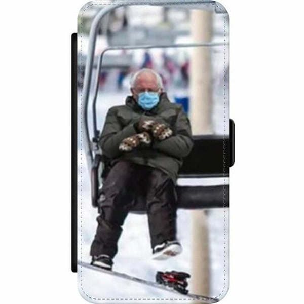 Apple iPhone 12 Pro Wallet Slim Case Bernie Sanders Meme