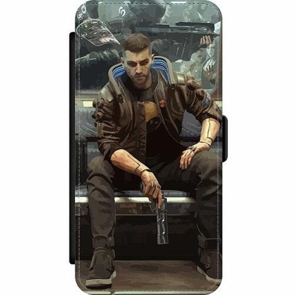 Apple iPhone 12 Pro Wallet Slim Case Cyberpunk 2077