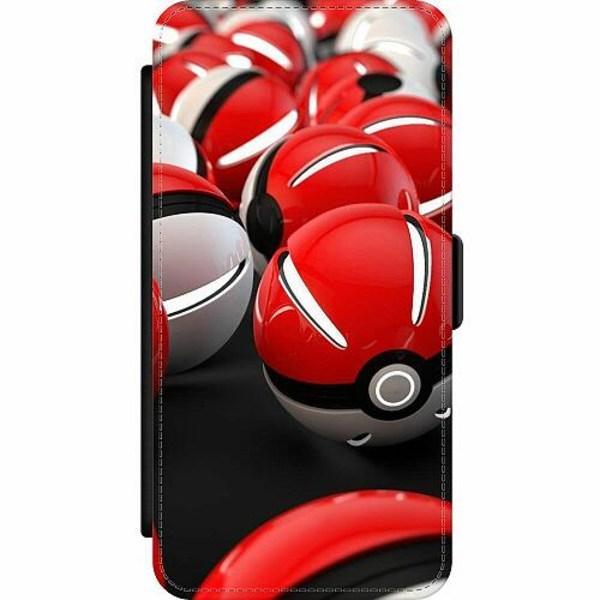 Samsung Galaxy S10e Wallet Slim Case Pokemon
