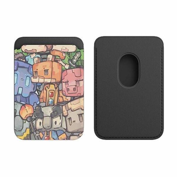 Apple iPhone Plånbok med MagSafe -  MineCraft