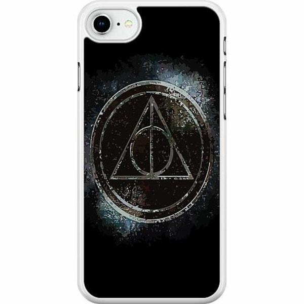 Apple iPhone SE (2020) Hard Case (Vit) Harry Potter