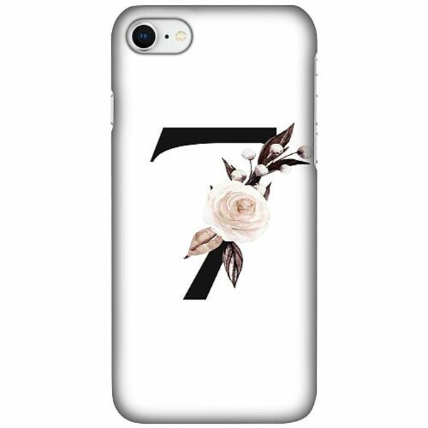 Apple iPhone 7 LUX Mobilskal (Matt) Bokstäver