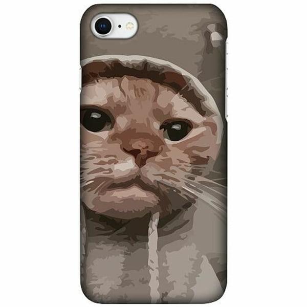 Apple iPhone 7 LUX Mobilskal (Matt) Cat Called