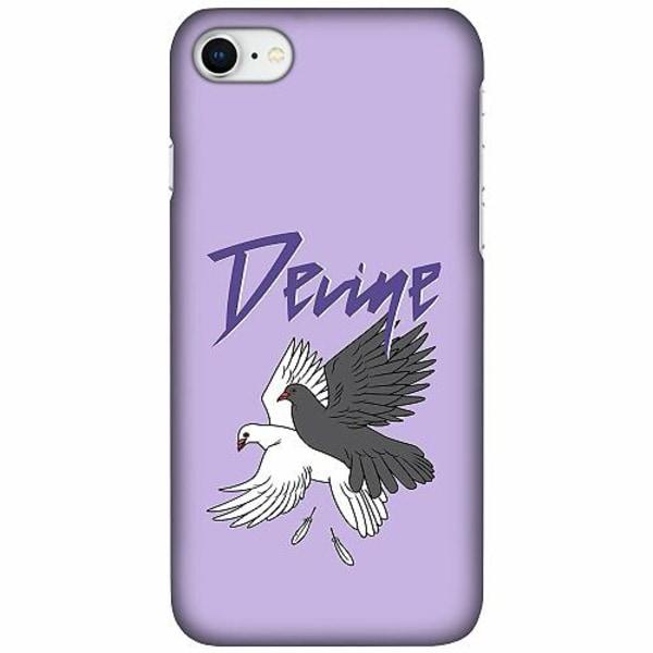 Apple iPhone 7 LUX Mobilskal (Matt) Devine Doves