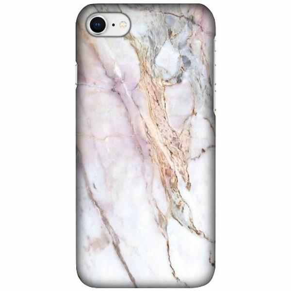 Apple iPhone 7 LUX Mobilskal (Matt) Marmor