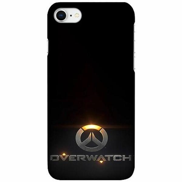 Apple iPhone 7 LUX Mobilskal (Matt) Overwatch Logo