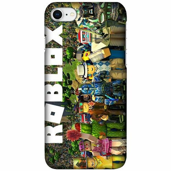 Apple iPhone 7 LUX Mobilskal (Matt) Roblox