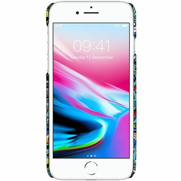 Apple iPhone 7 LUX Mobilskal (Matt) Stickers