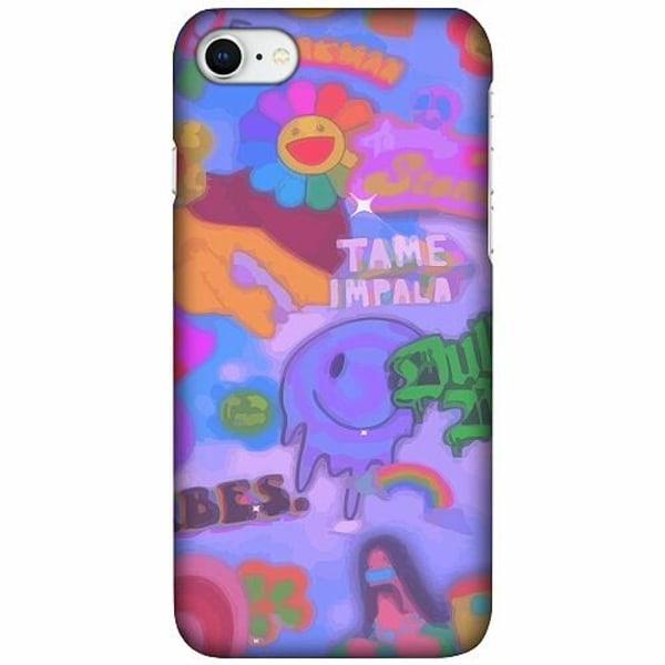 Apple iPhone 7 LUX Mobilskal (Matt) Tame Vibes Yo