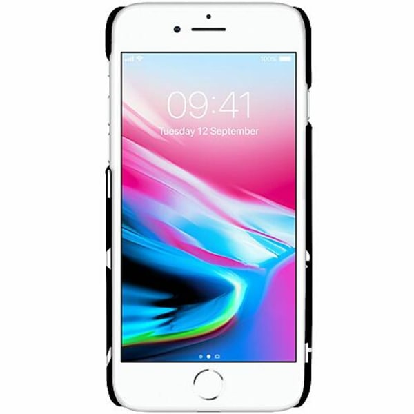 Apple iPhone 7 LUX Mobilskal (Matt) Text