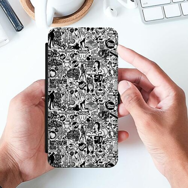 Samsung Galaxy A71 Slimmat Fodral Stickers