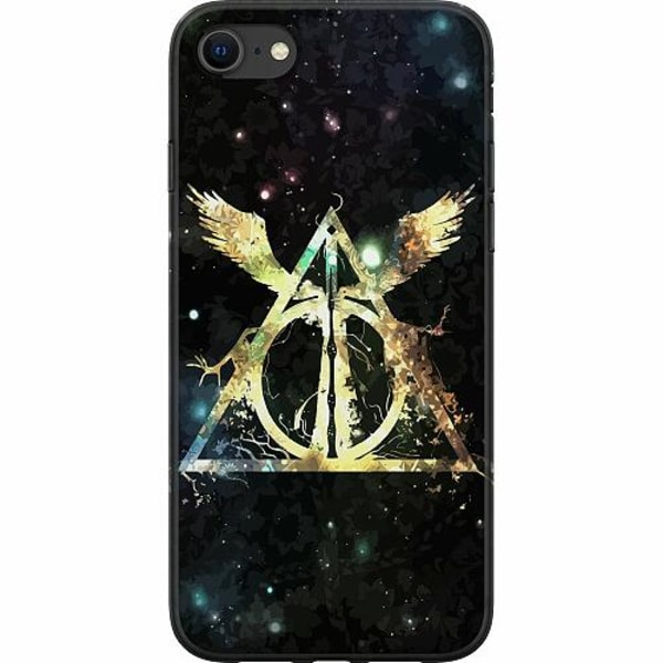 Apple iPhone SE (2020) Mjukt skal - Harry Potter