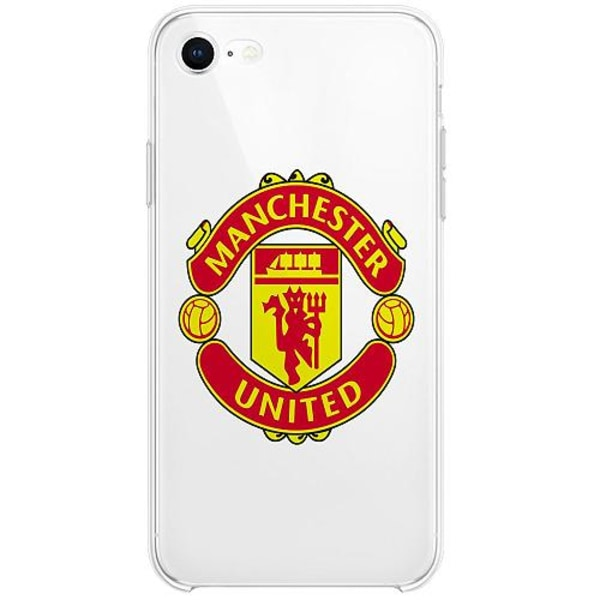 Apple iPhone 7 Firm Case Manchester United