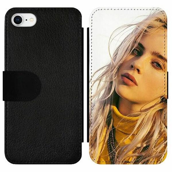 Apple iPhone 7 Wallet Slim Case Billie Eilish 2021