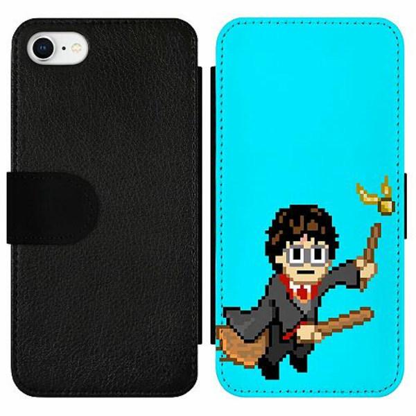 Apple iPhone 7 Wallet Slim Case Harry Potter