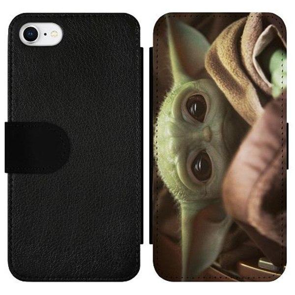 Apple iPhone 7 Wallet Slimcase Baby Yoda