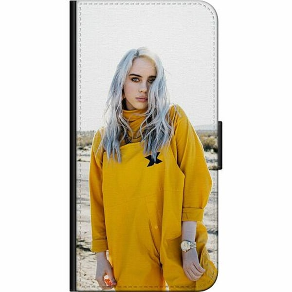 Apple iPhone XS Max Fodralväska Billie Eilish 2021