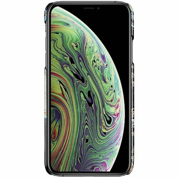 Apple iPhone X / XS LUX Mobilskal (Glansig) Jet