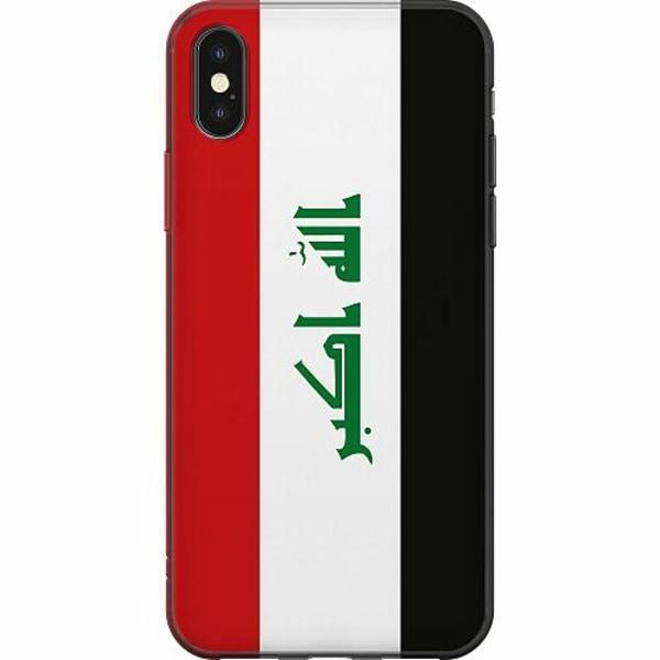 Apple iPhone X / XS Mjukt skal - Irak