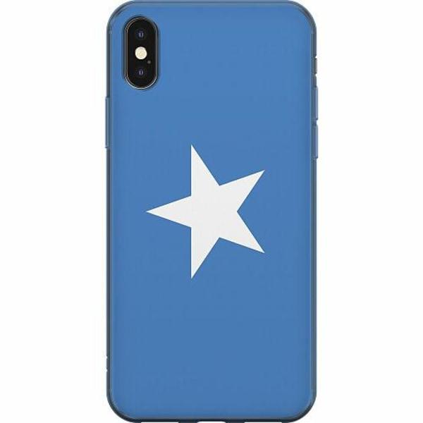 Apple iPhone X / XS Mjukt skal - Somalia
