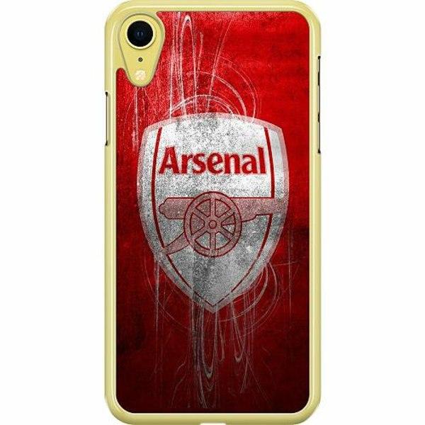 Apple iPhone XR Hard Case (Transparent) Arsenal