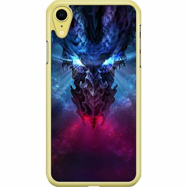Apple iPhone XR Hard Case (Transparent) Drake