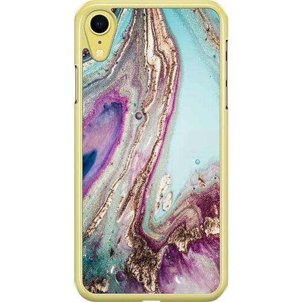 Apple iPhone XR Hard Case (Transparent) Fairytale