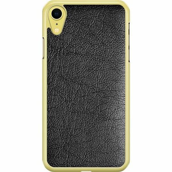 Apple iPhone XR Hard Case (Transparent) Grå