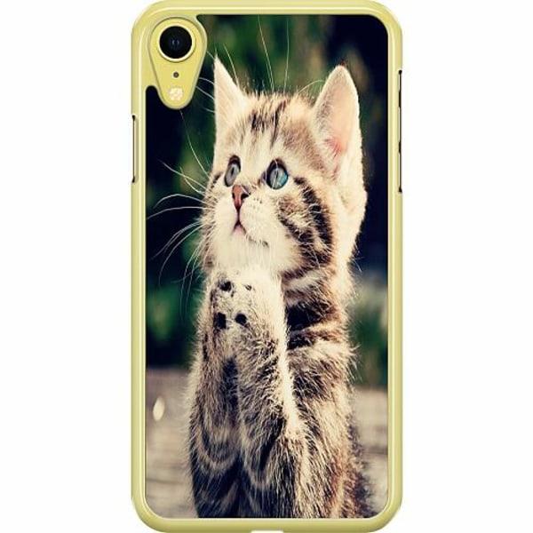Apple iPhone XR Hard Case (Transparent) Katt