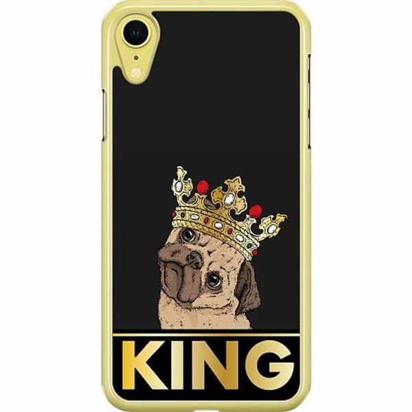 Apple iPhone XR Hard Case (Transparent) King