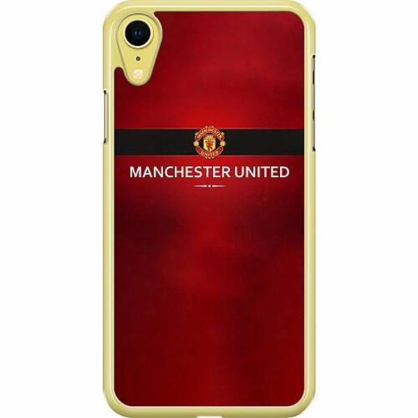 Apple iPhone XR Hard Case (Transparent) Manchester