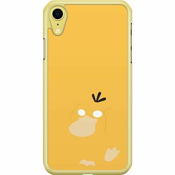 Apple iPhone XR Hard Case (Transparent) Pokémon - Psyduck