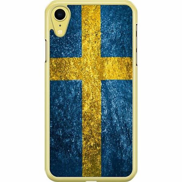 Apple iPhone XR Hard Case (Transparent) Sverige