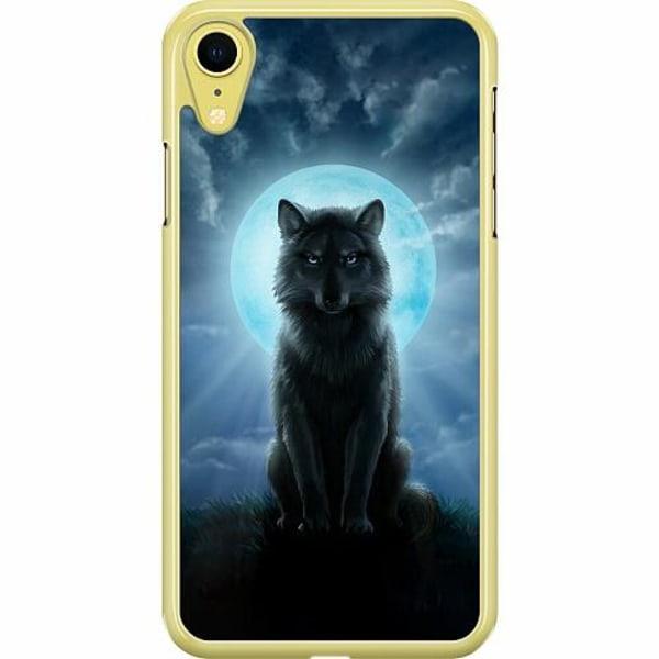 Apple iPhone XR Hard Case (Transparent) Varg
