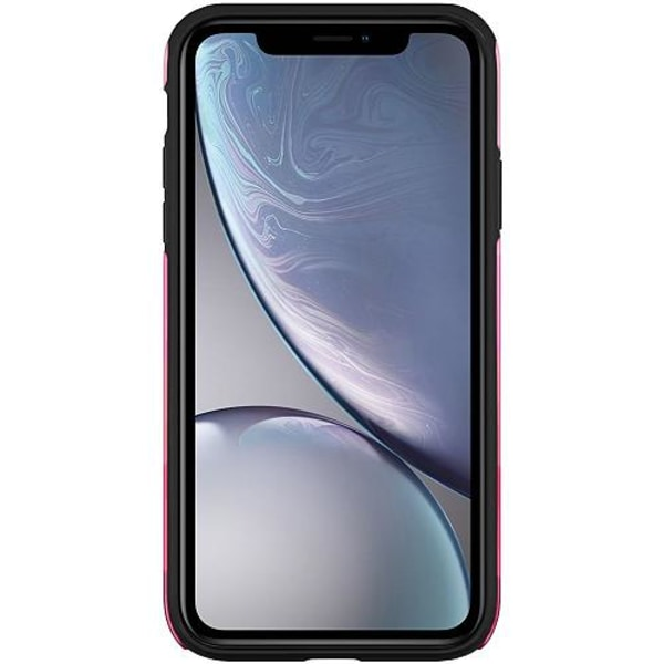Apple iPhone XR LUX Duo Case (Glansig)  Love Pink
