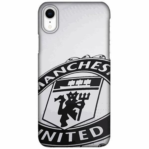 Apple iPhone XR LUX Mobilskal (Matt) Manchester United FC