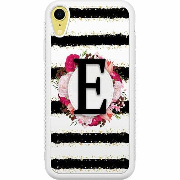 Apple iPhone XR Soft Case (Vit) E