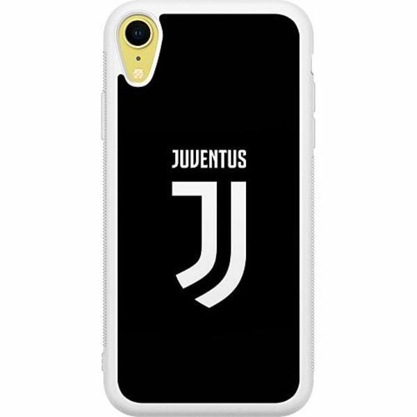 Apple iPhone XR Soft Case (Vit) Juventus